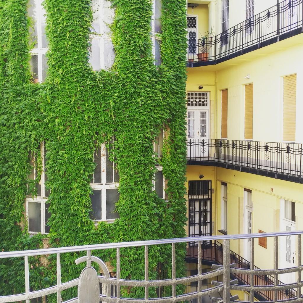 Budapest apartment