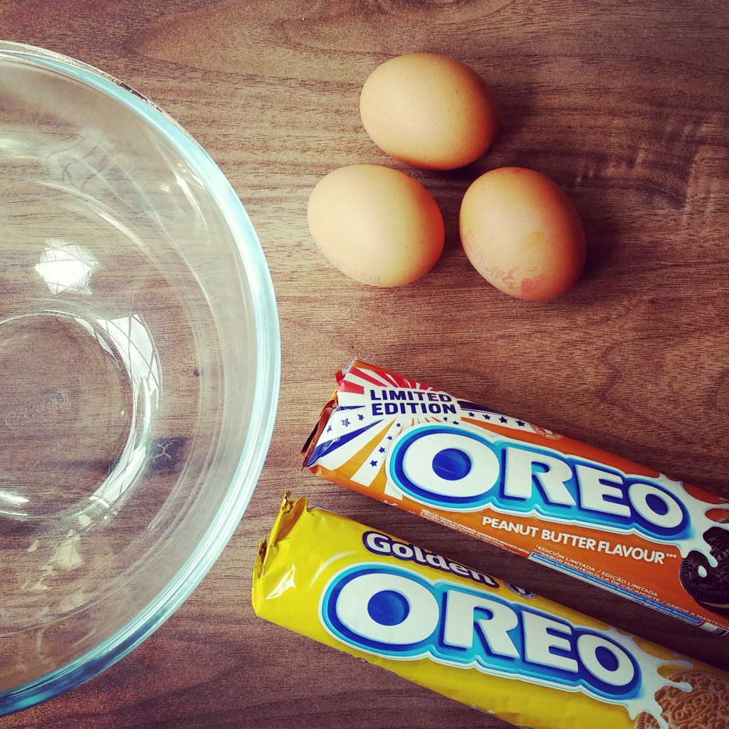 Oreos - getting started