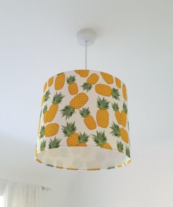 pineapplelampshade