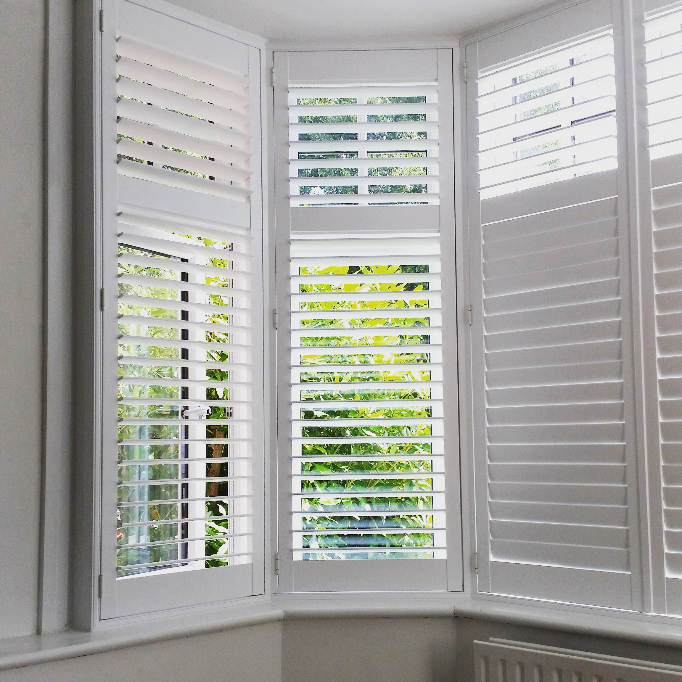 Diy Plantation Shutters Boo Maddie