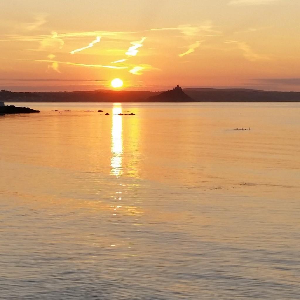Penzance sunrise