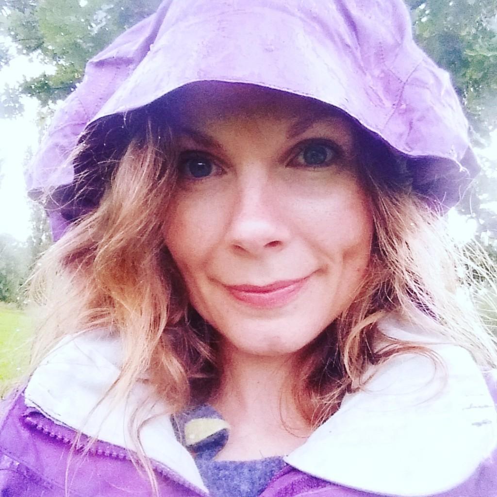 rainy walks