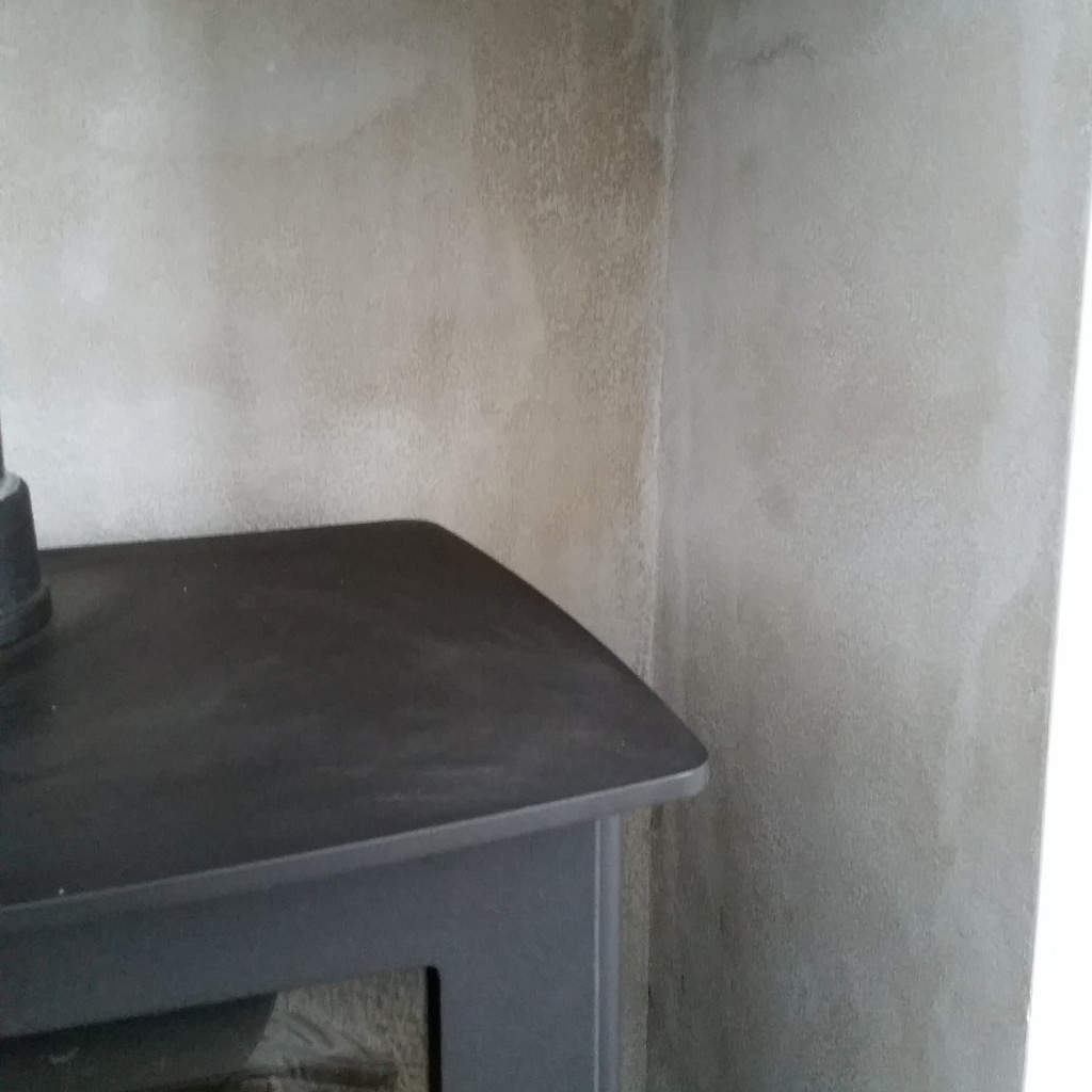 sealing the fireplace