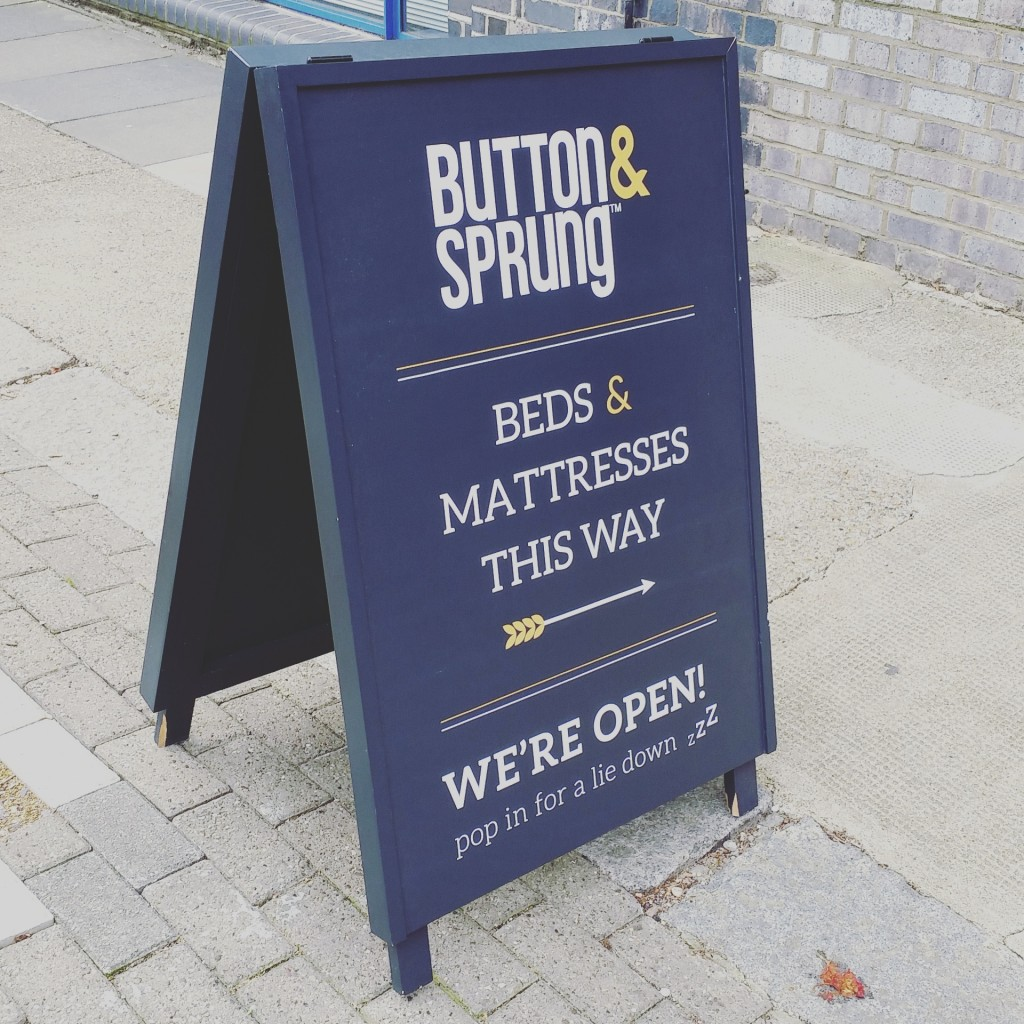 Button & Sprung showroom