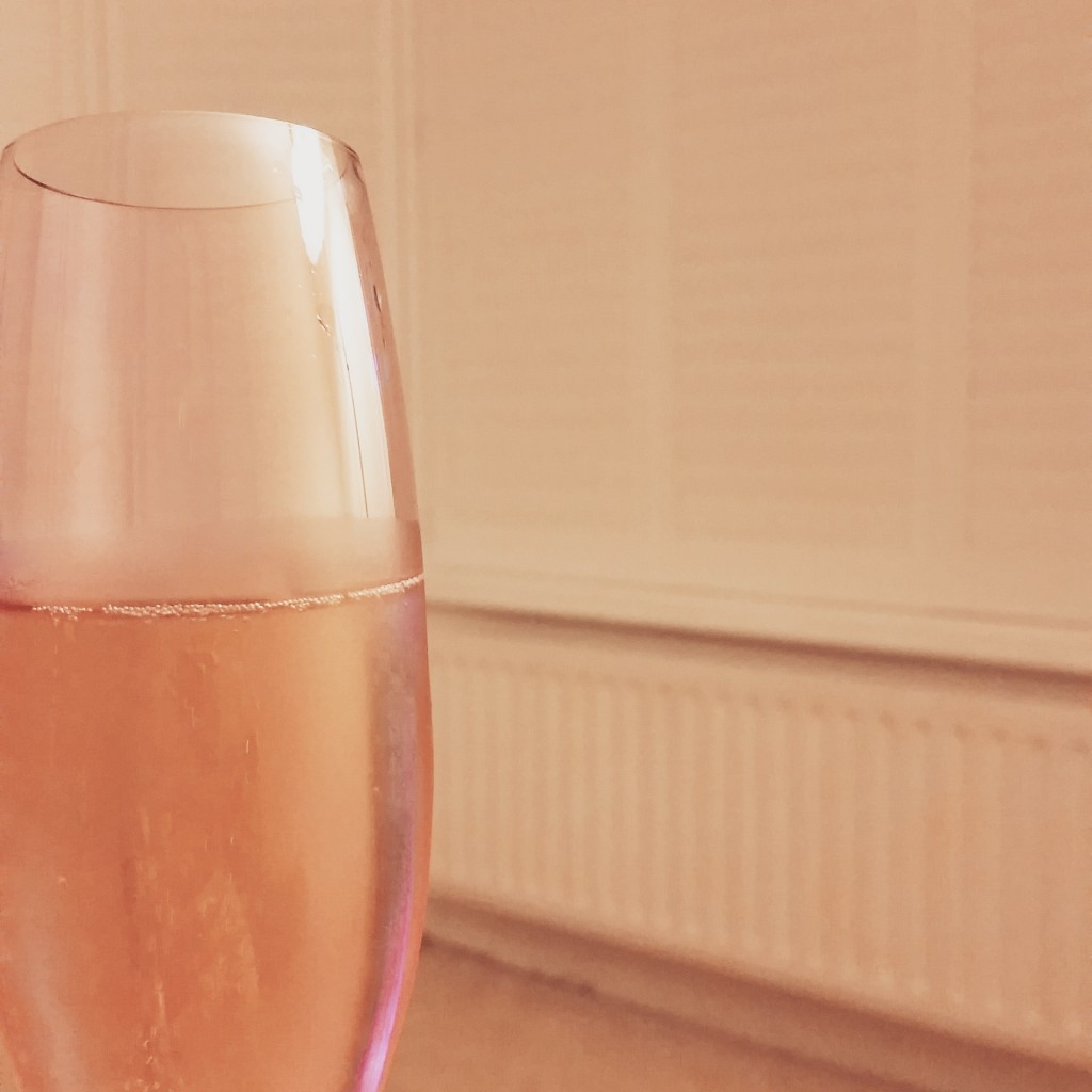 celebratory bubbles
