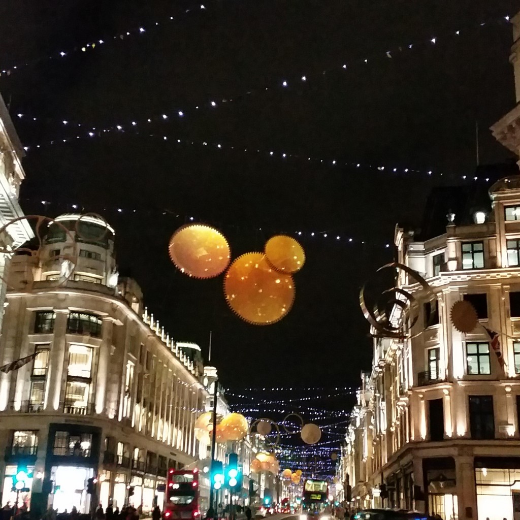 My Sunday Photo - Christmas On Regent Street