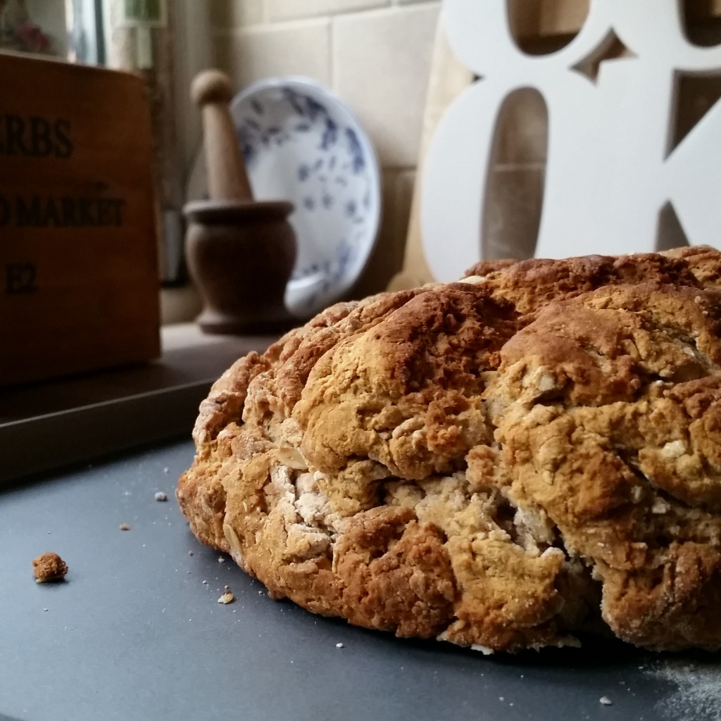 Home made sour dough bread