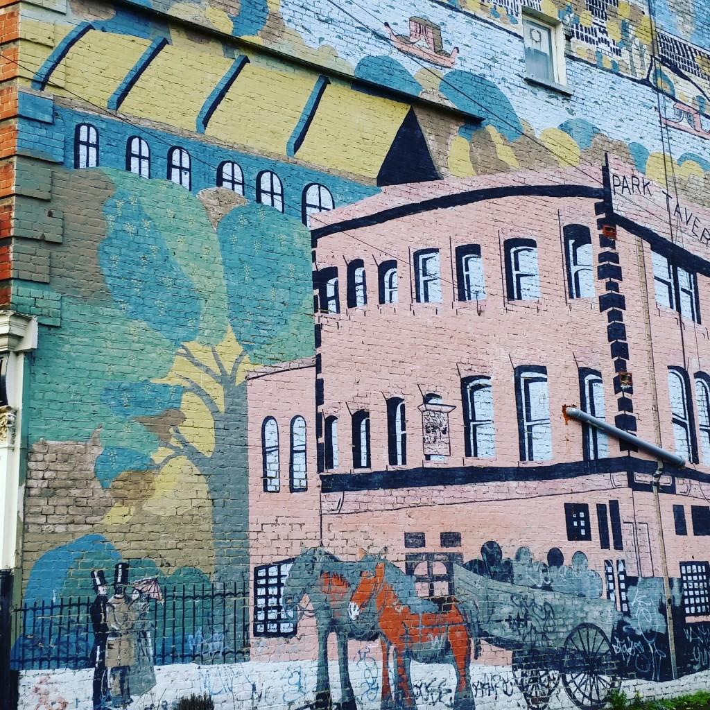 Penge mural
