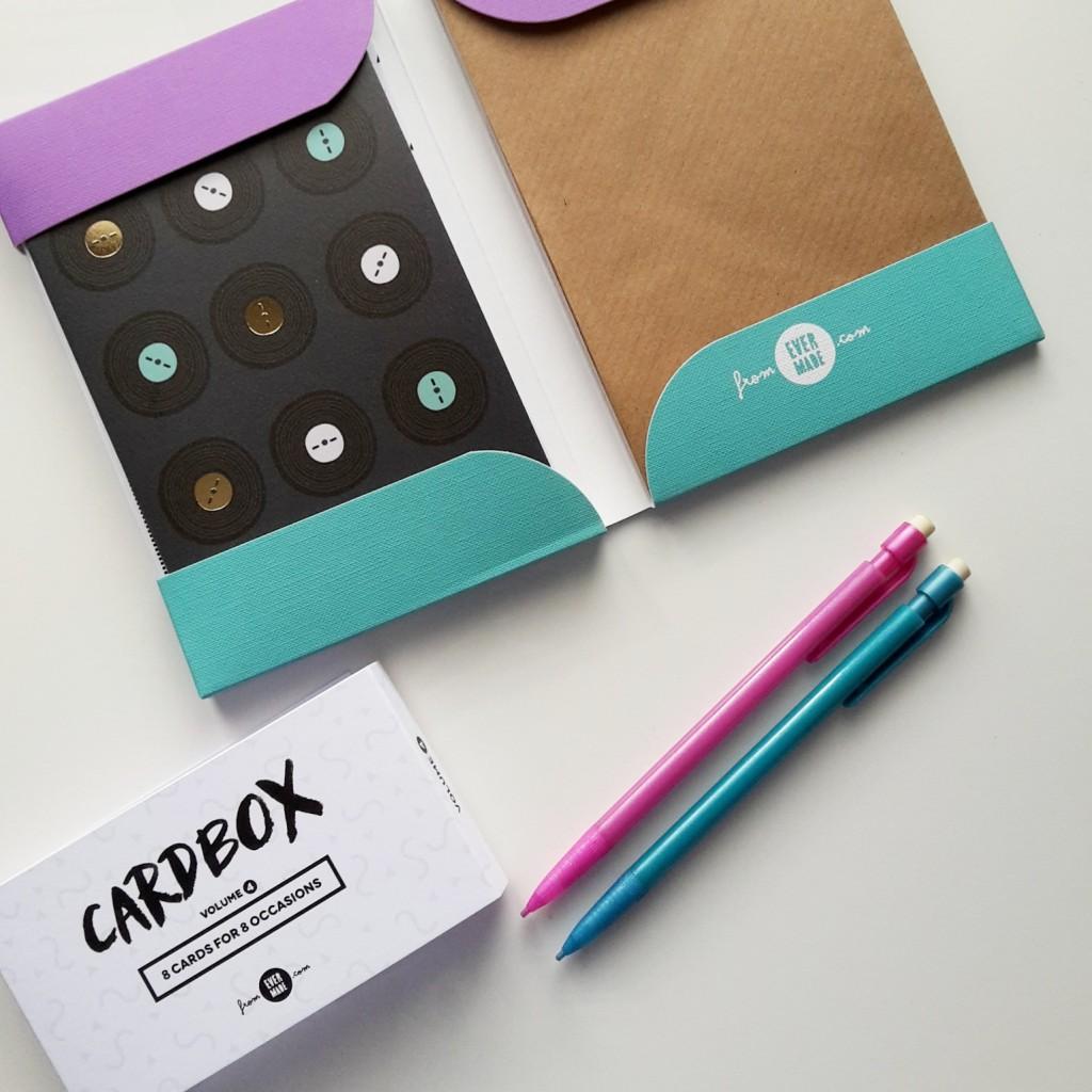 cardboxwriting
