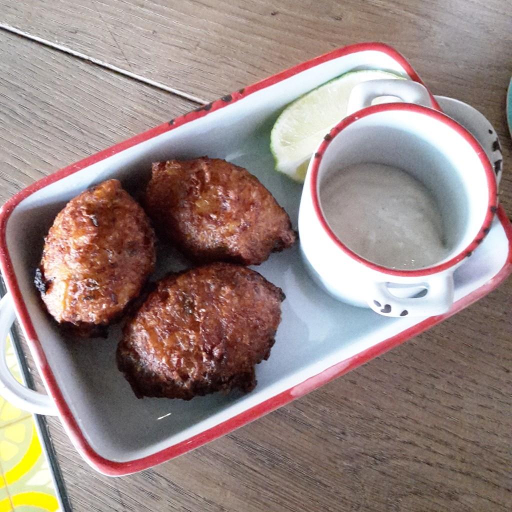 Bajanfishcakes