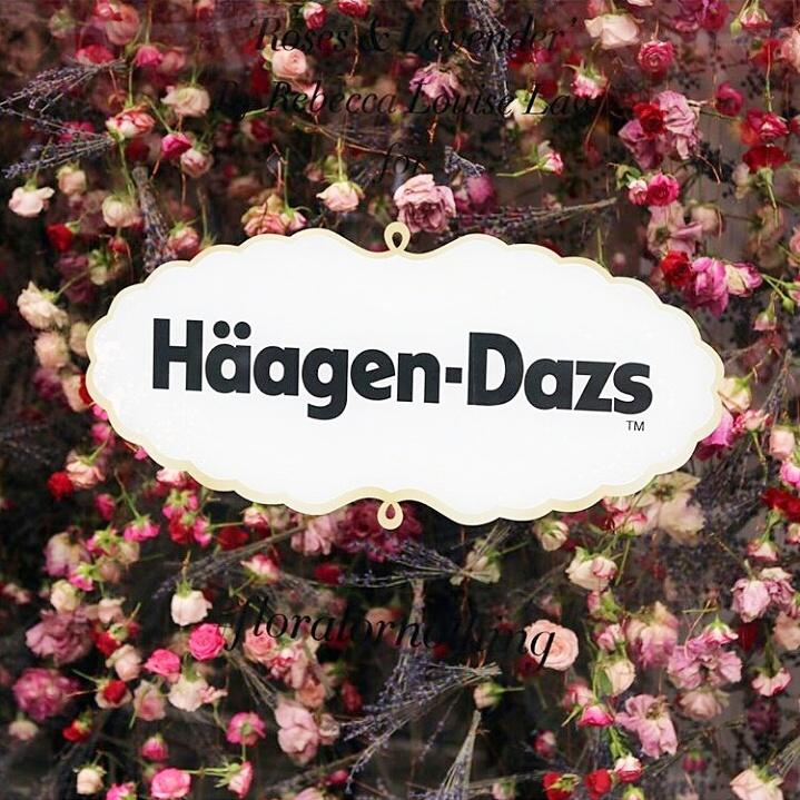 HaagenDazsLibertyLondon