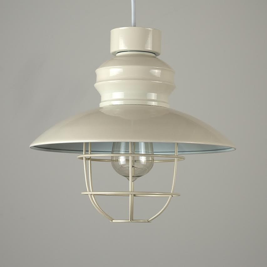 WIN! Fisherman's Pendant Light Shade From Iconic Lights