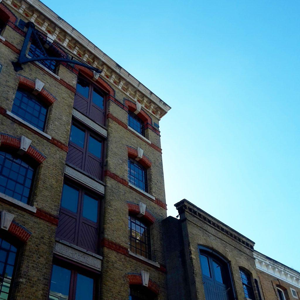 Bermondsey Street warehouses