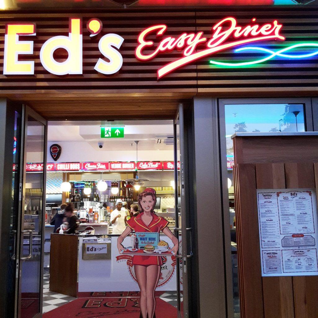 Eds Diner Bromley