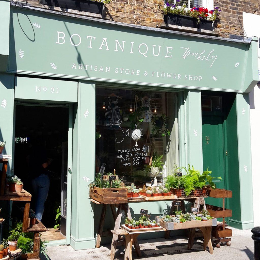 Botanique Exmouth Market