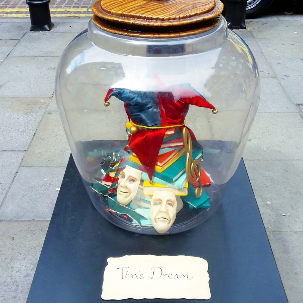 BFG Dream Jar