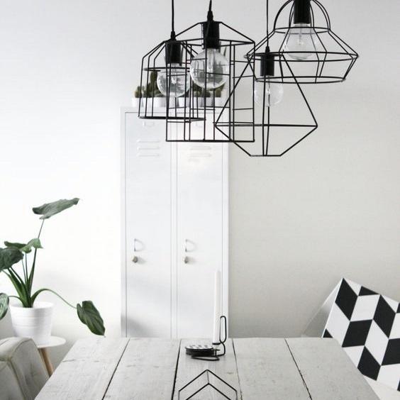 livingroomlightinggeometriccages