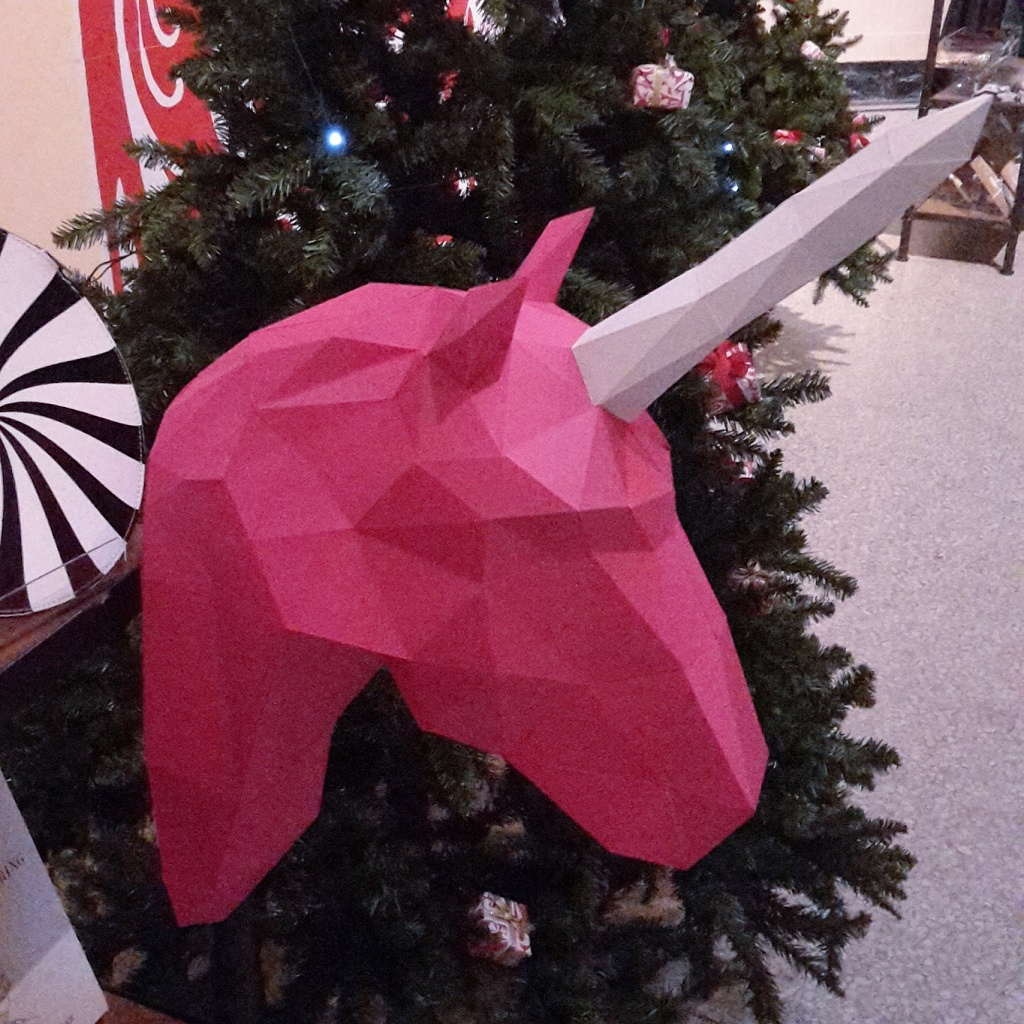 pinkunicornhead