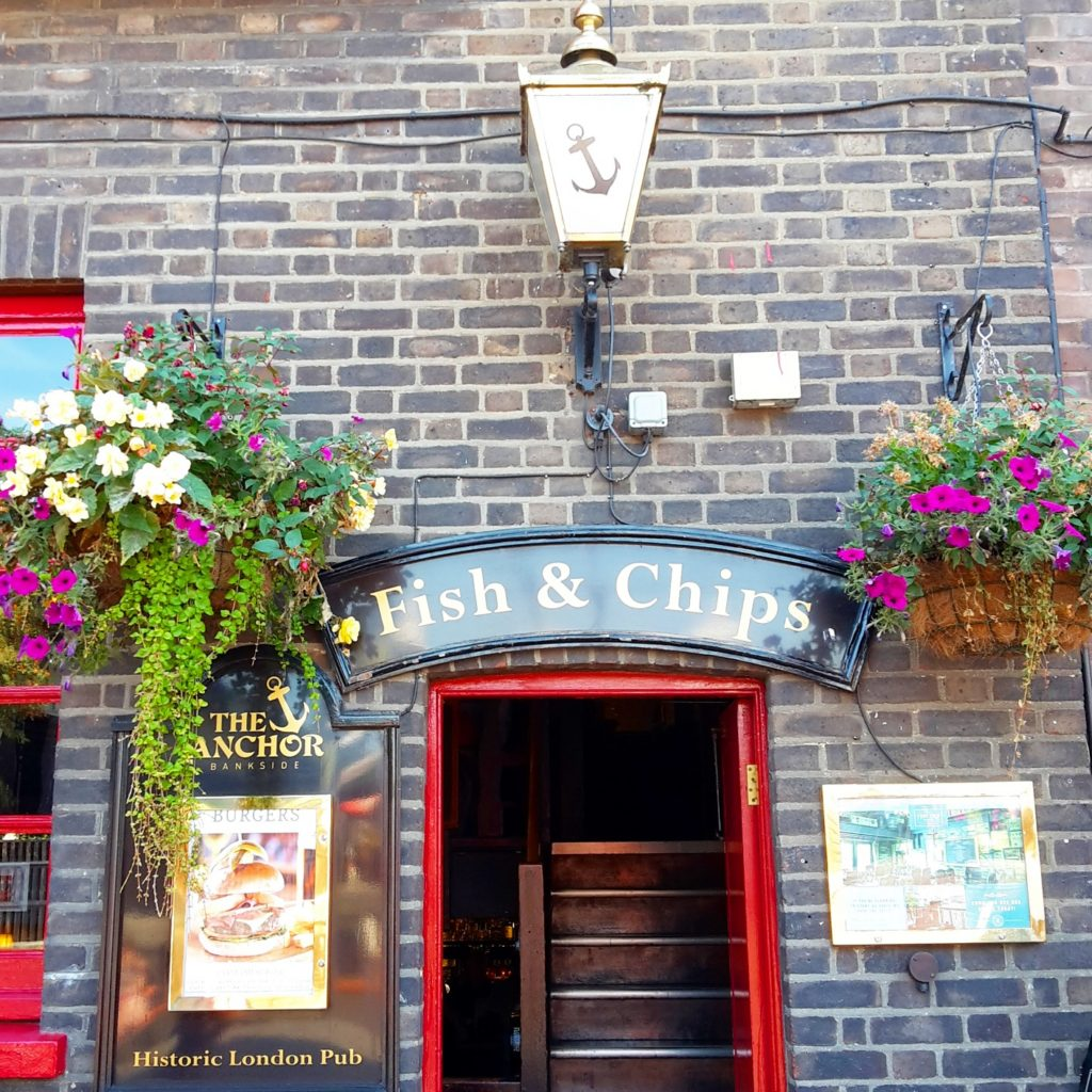 The Anchor Pub Bankside