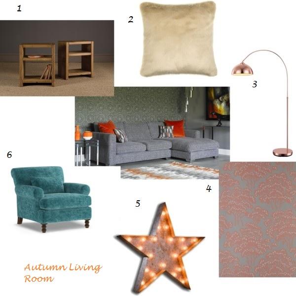 autumnlivingroommoodboard