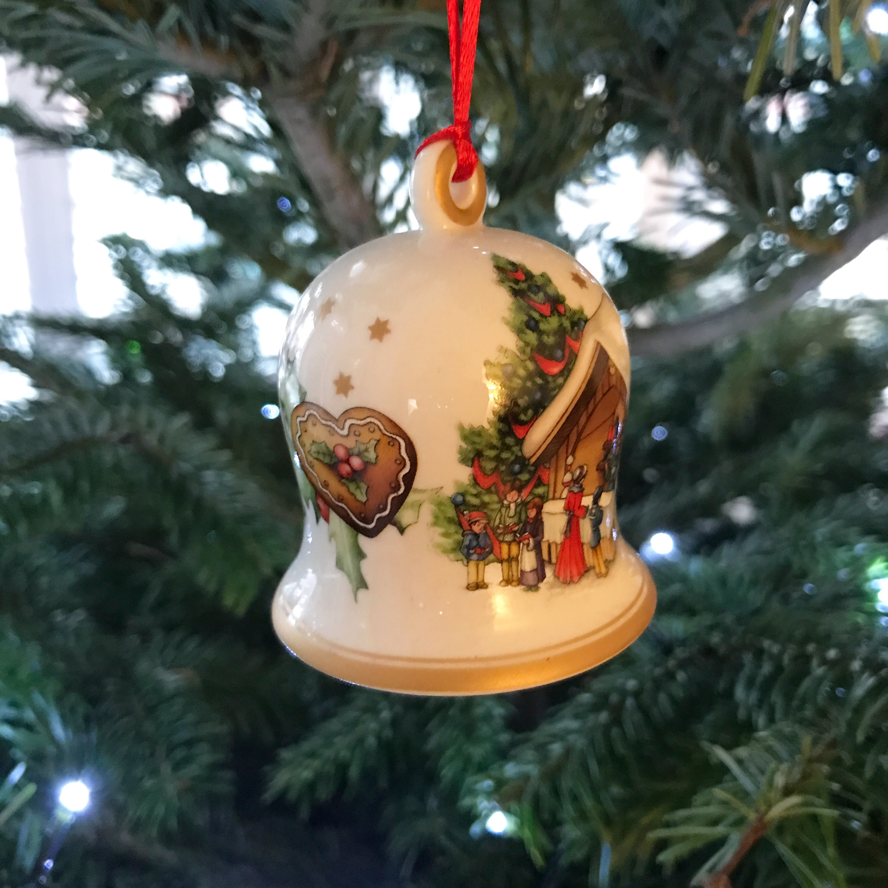 Styling our christmas with villeroy and boch boo maddie for Villeroy and boch christmas
