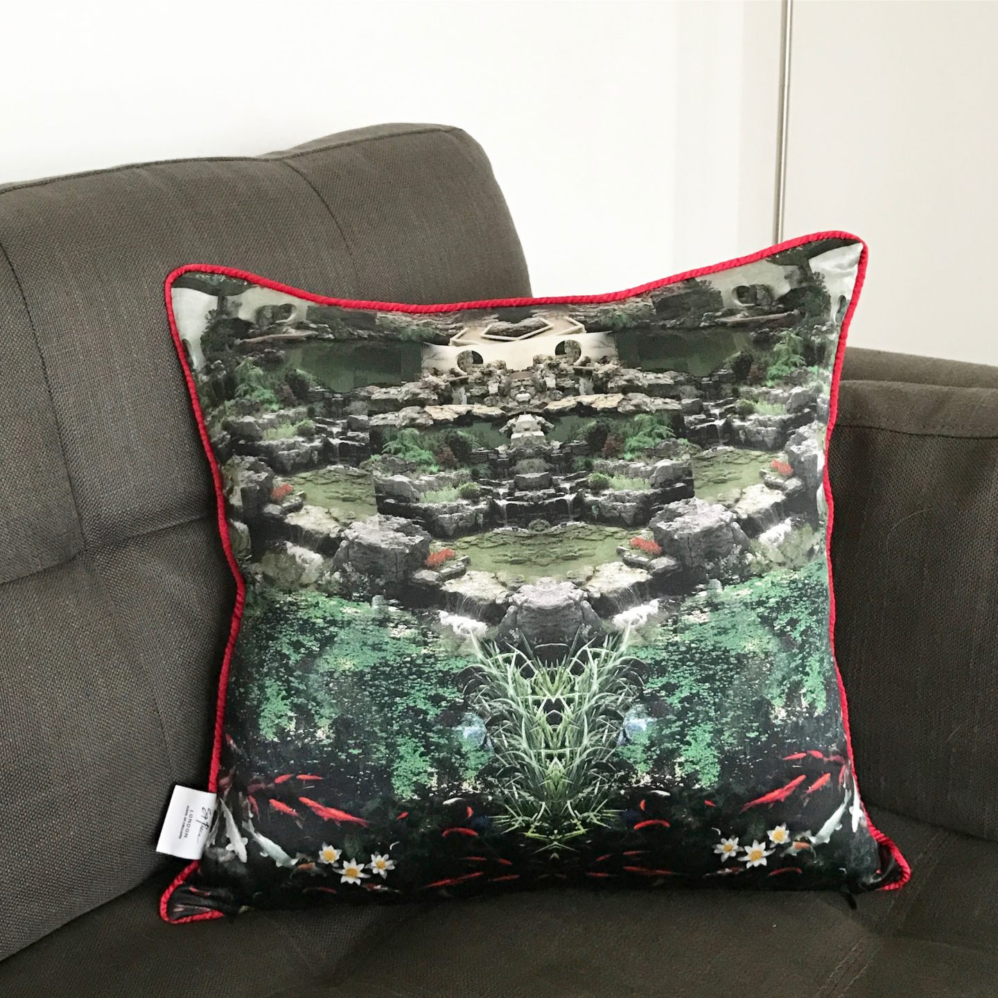 St Piece Cushion