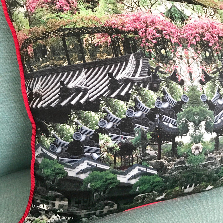 St Piece Cushion