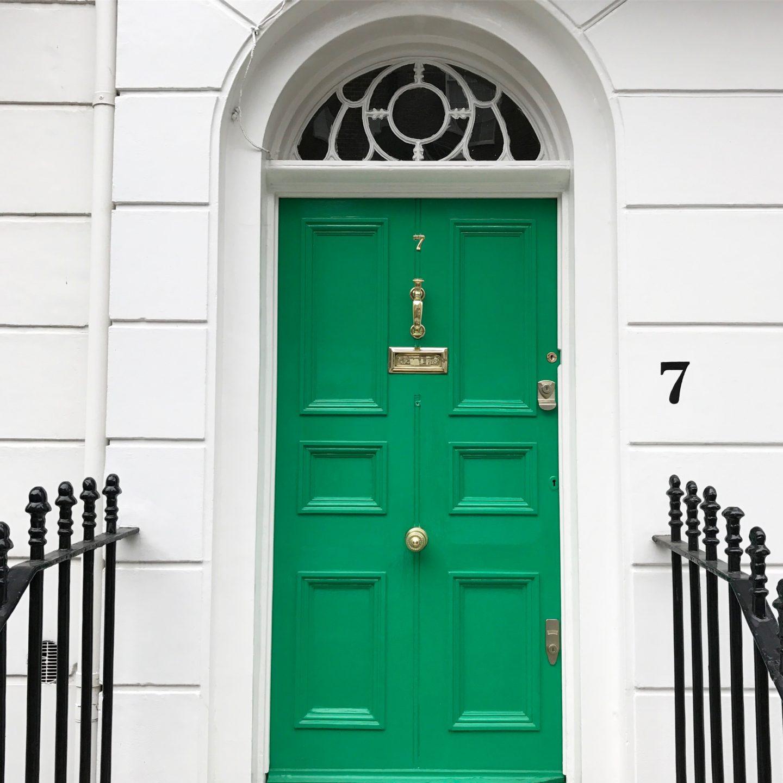 Front Doors of Knightsbridge