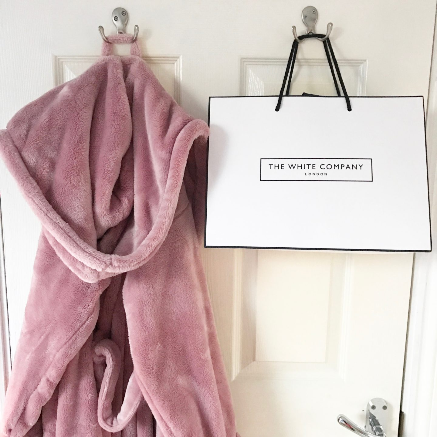 Marks and Spencer rose pink dressing gown
