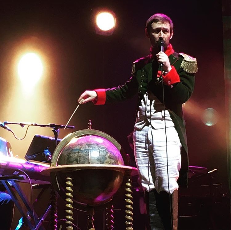 The Divine Comedy at London Palladium