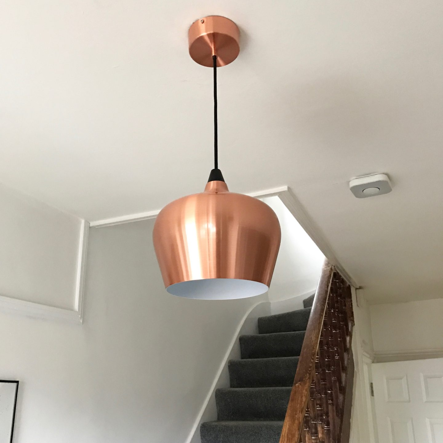 Copper Pendant Lampshade Cohen Collection Heal's
