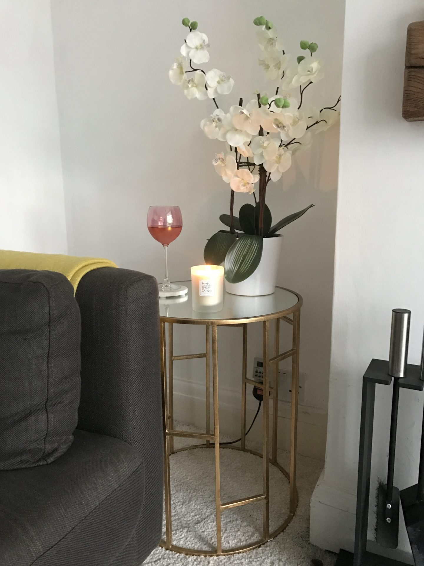 Wayfair Side Table Collaboration