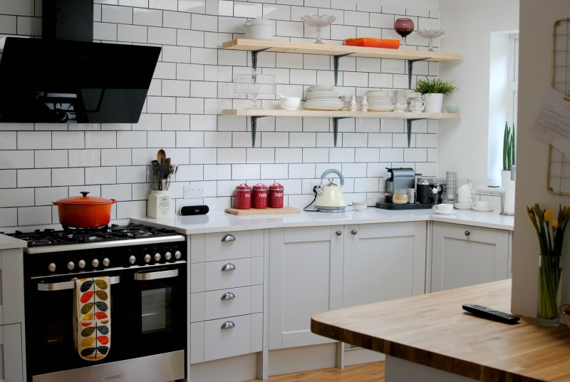 Spirited Puddle Jumper Kitchen Makeover