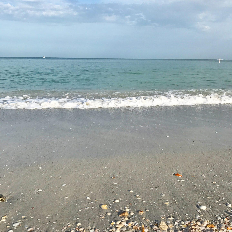 Sheraton Sands Beach Clearwater