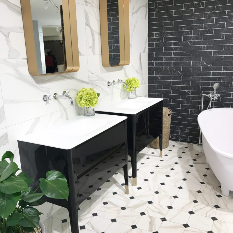 Luxe Bathrooms On Point At Bagnodesign London - Boo & Maddie