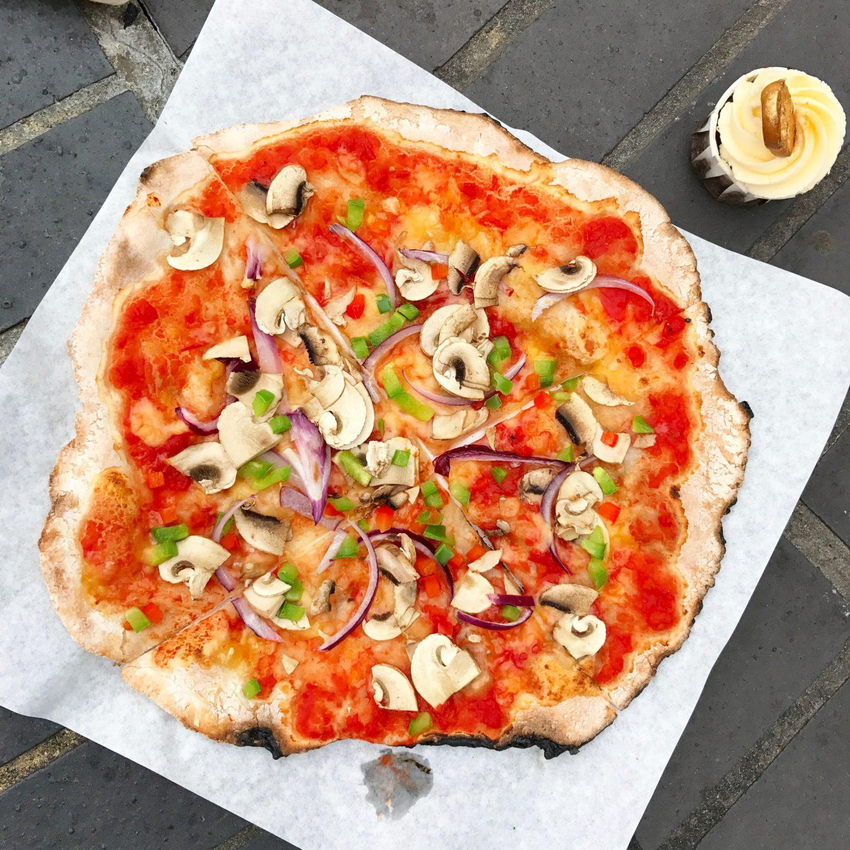 Gluten Free Food Festival Pizza