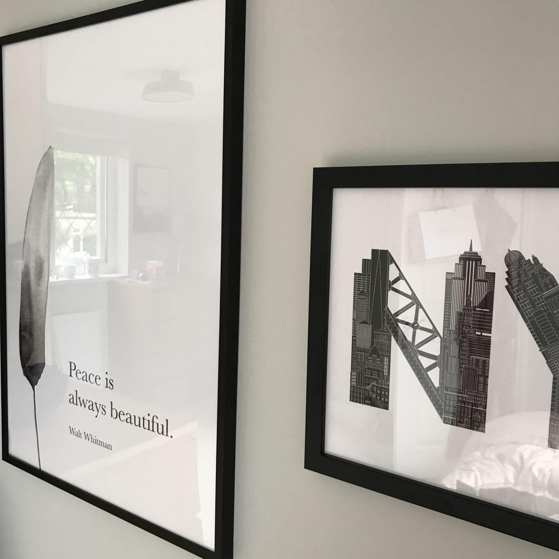 Posterlounge NYC Print