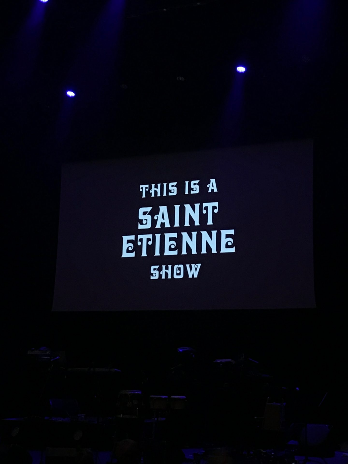 Saint Etienne at Royal Festival Hall