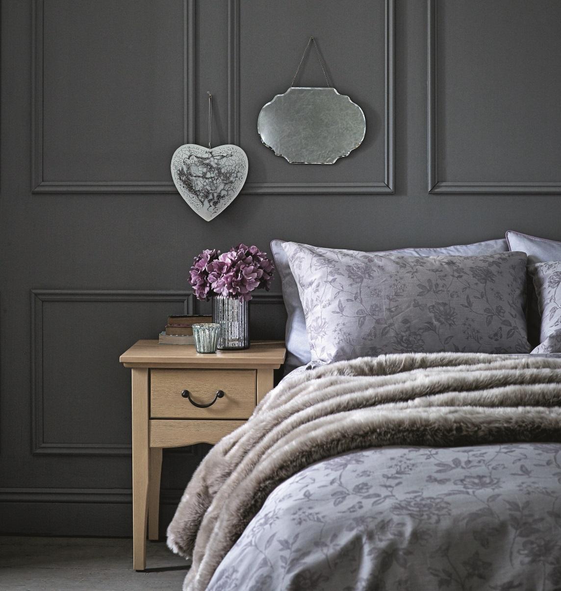 Tesco Fox and Ivy Jardin Bedroom