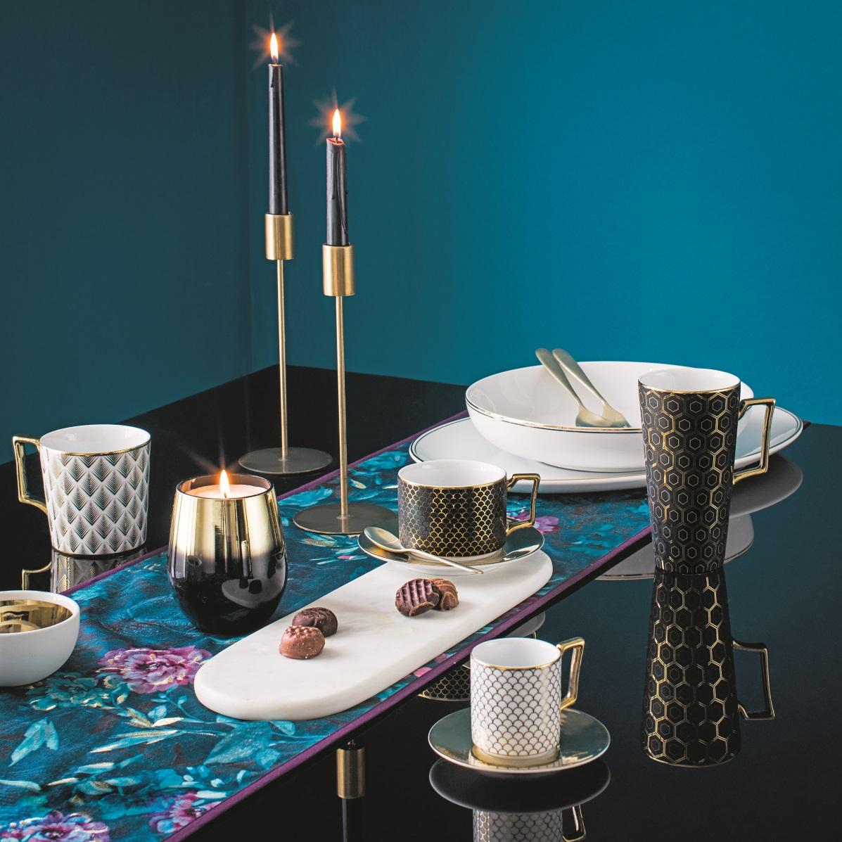 Tesco Fox and Ivy Soho Table