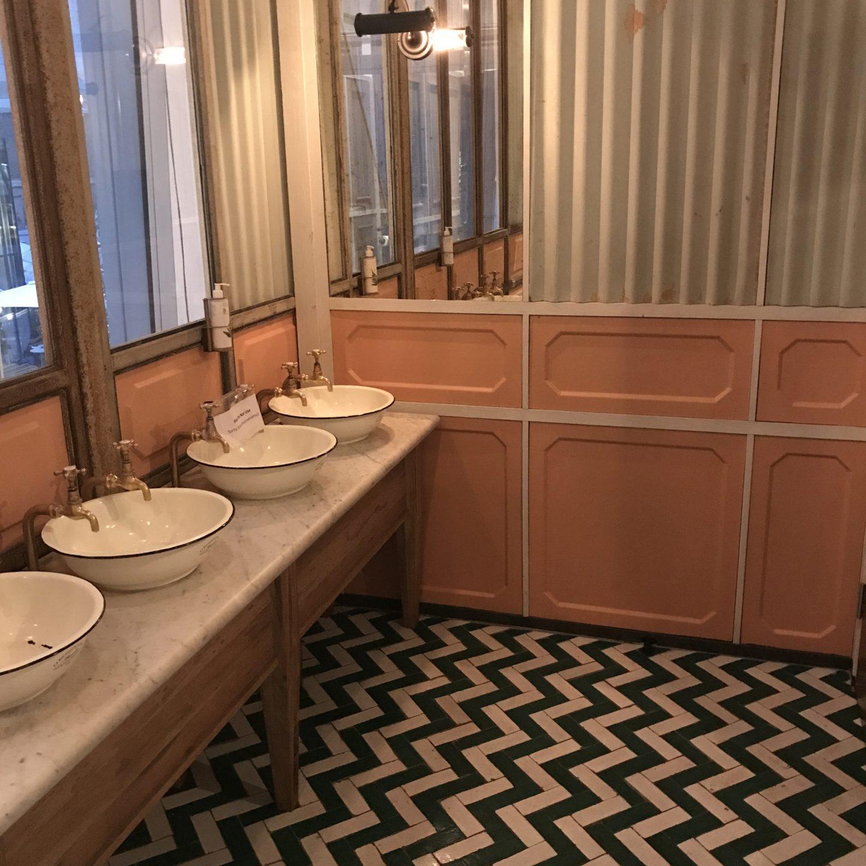 Rail House Cafe Toilets