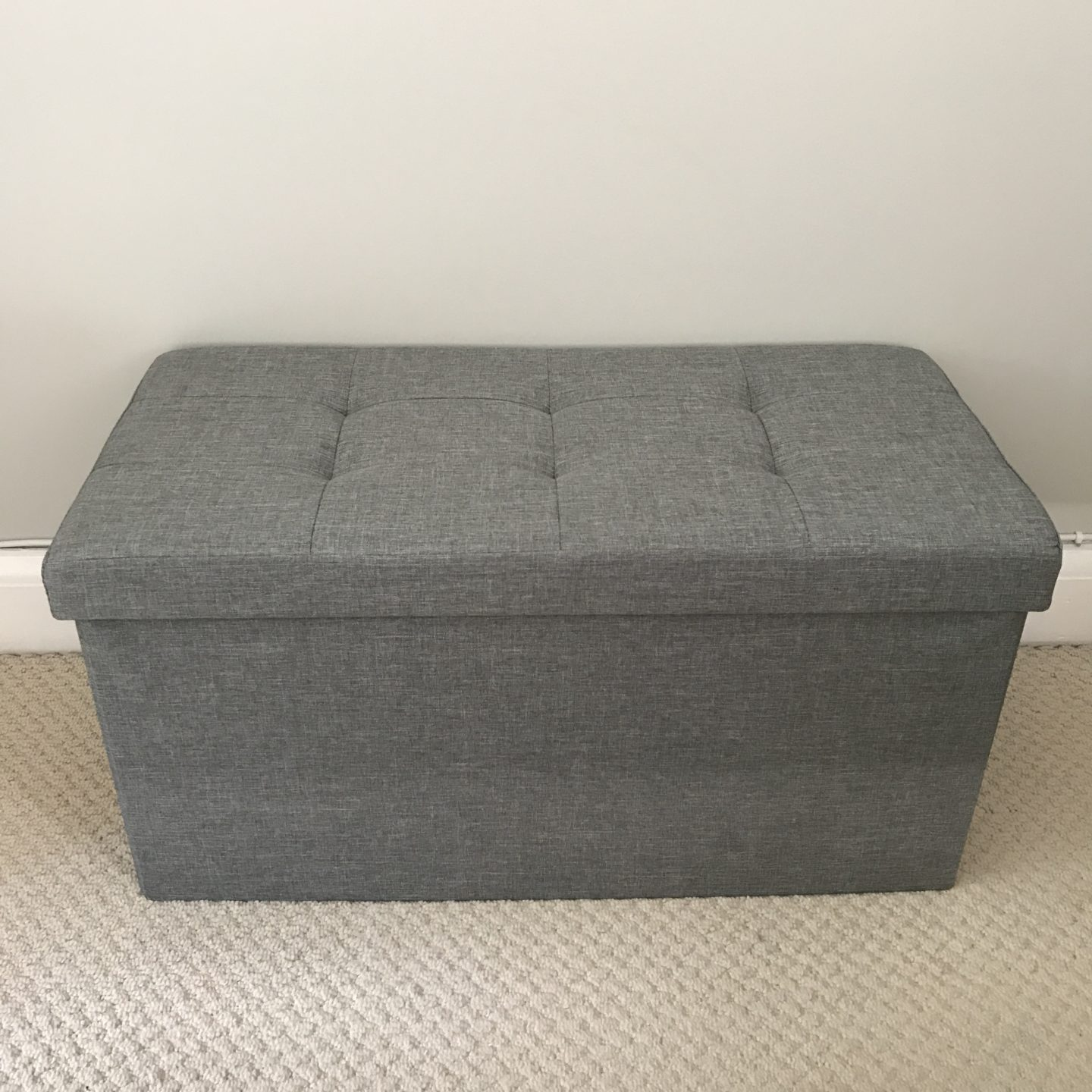 Songmics Storage Ottoman