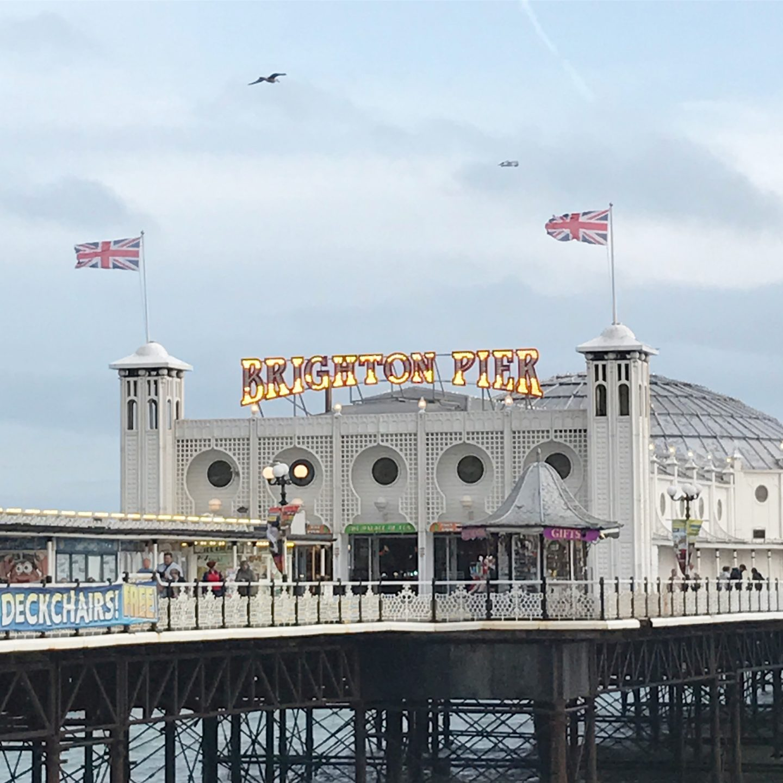 My Sunday Photo Brighton Pier