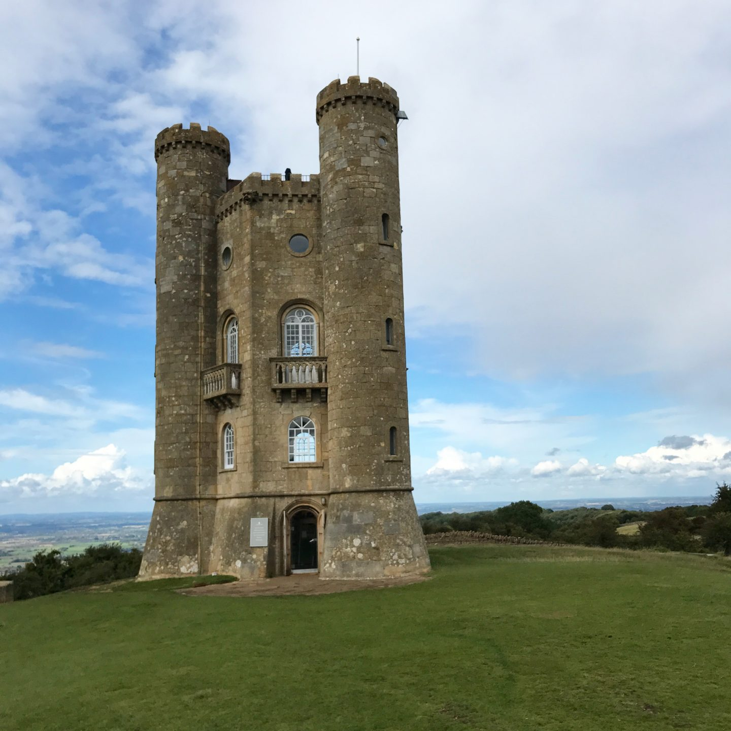 My Sunday Photo Broadway Tower