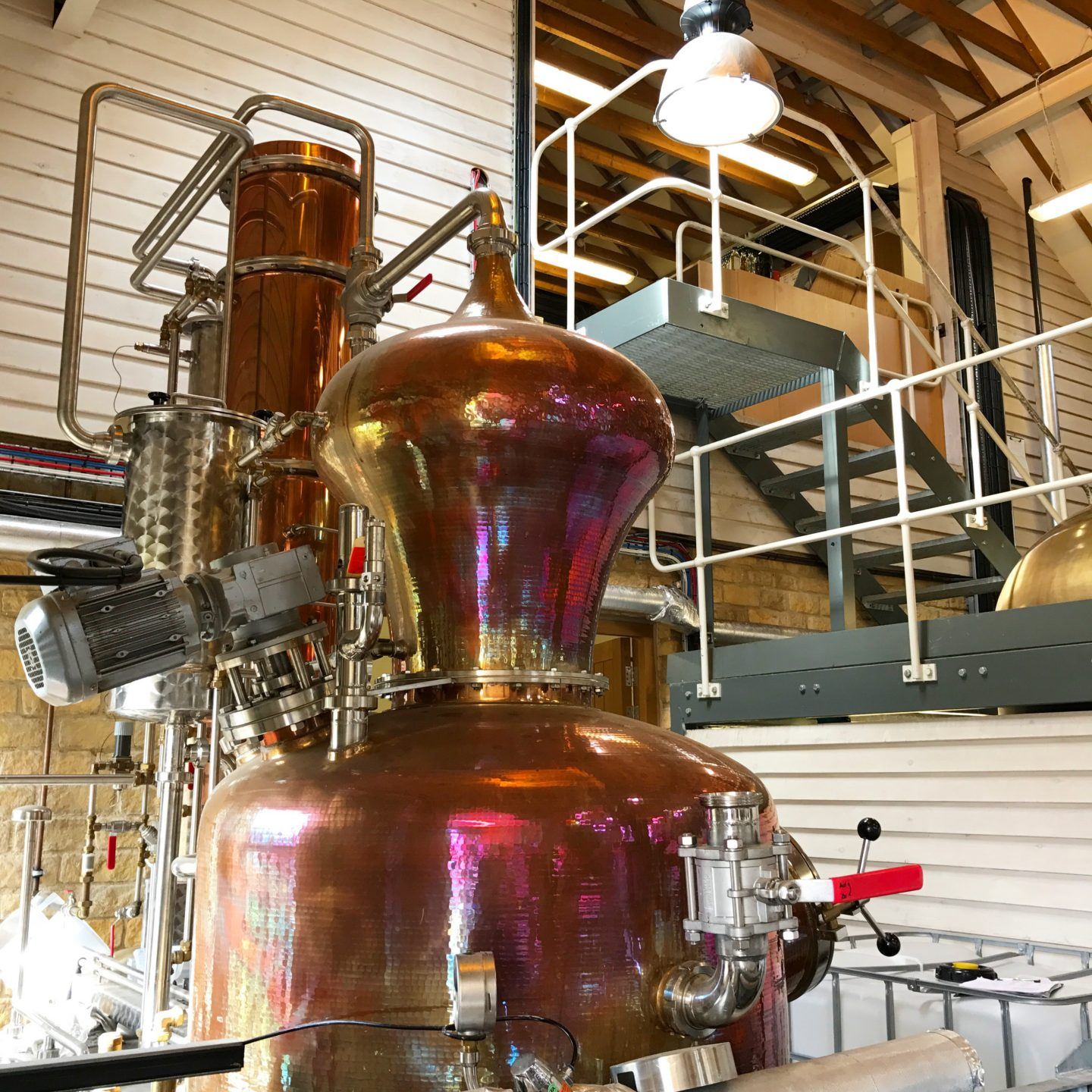 Cotswolds Distillery Tour