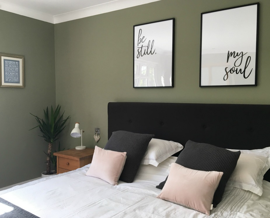 Inside Outside and Beyond Bedroom Makeover