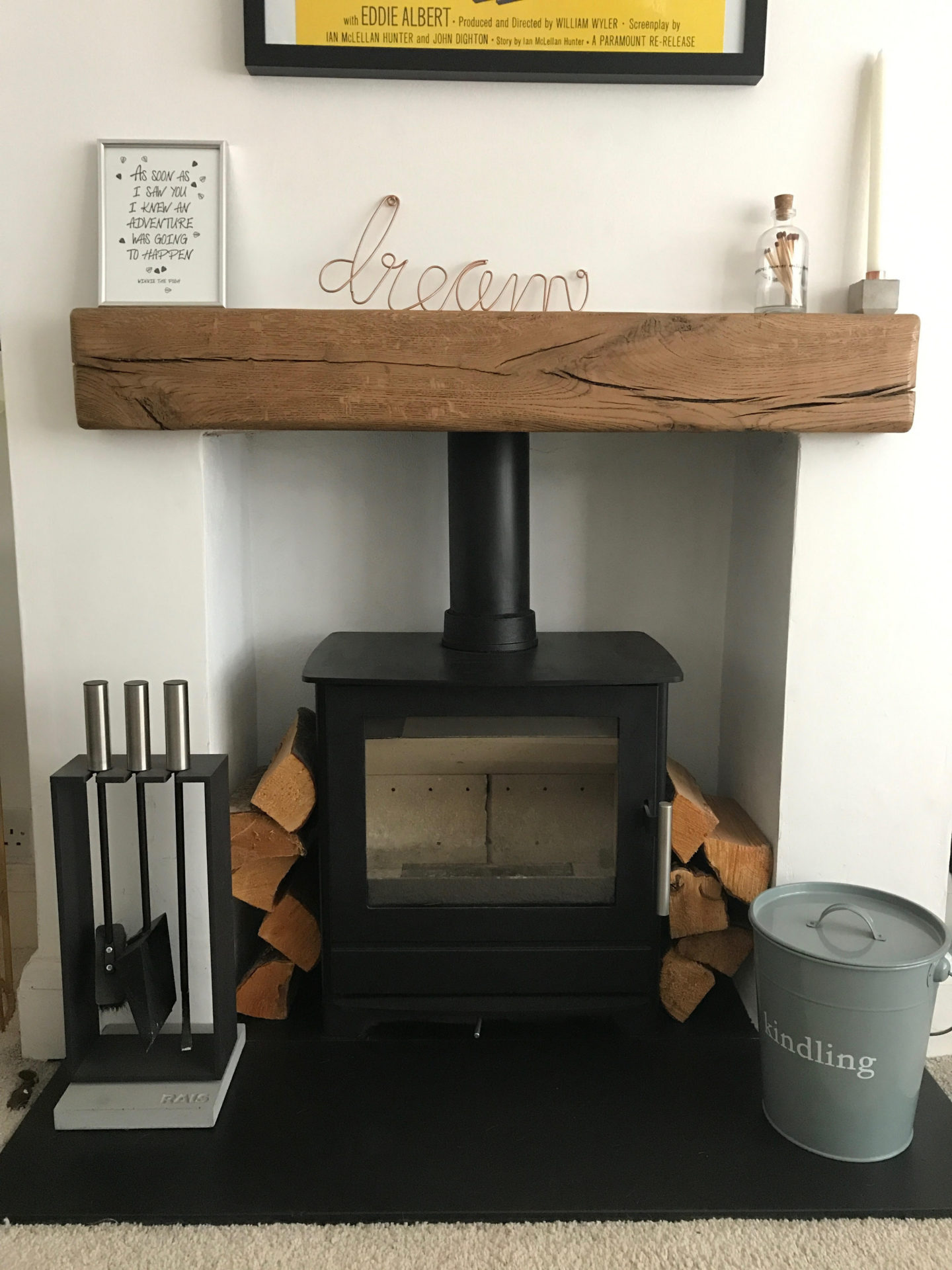 Budget Tips Log Burner Care