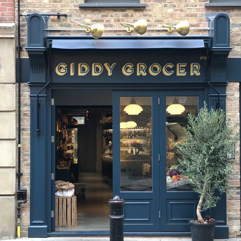 Giddy Grocer Bermondsey Street