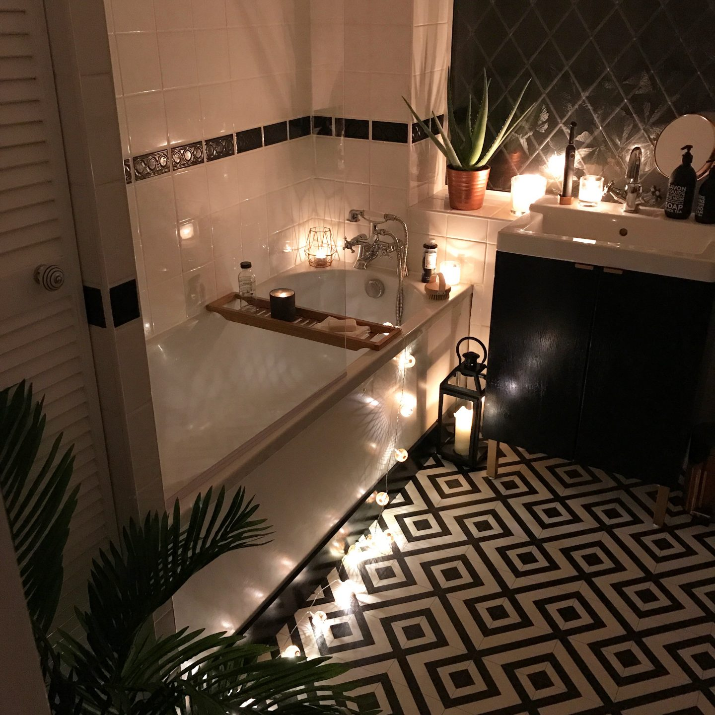 Candlelit Bathrooms
