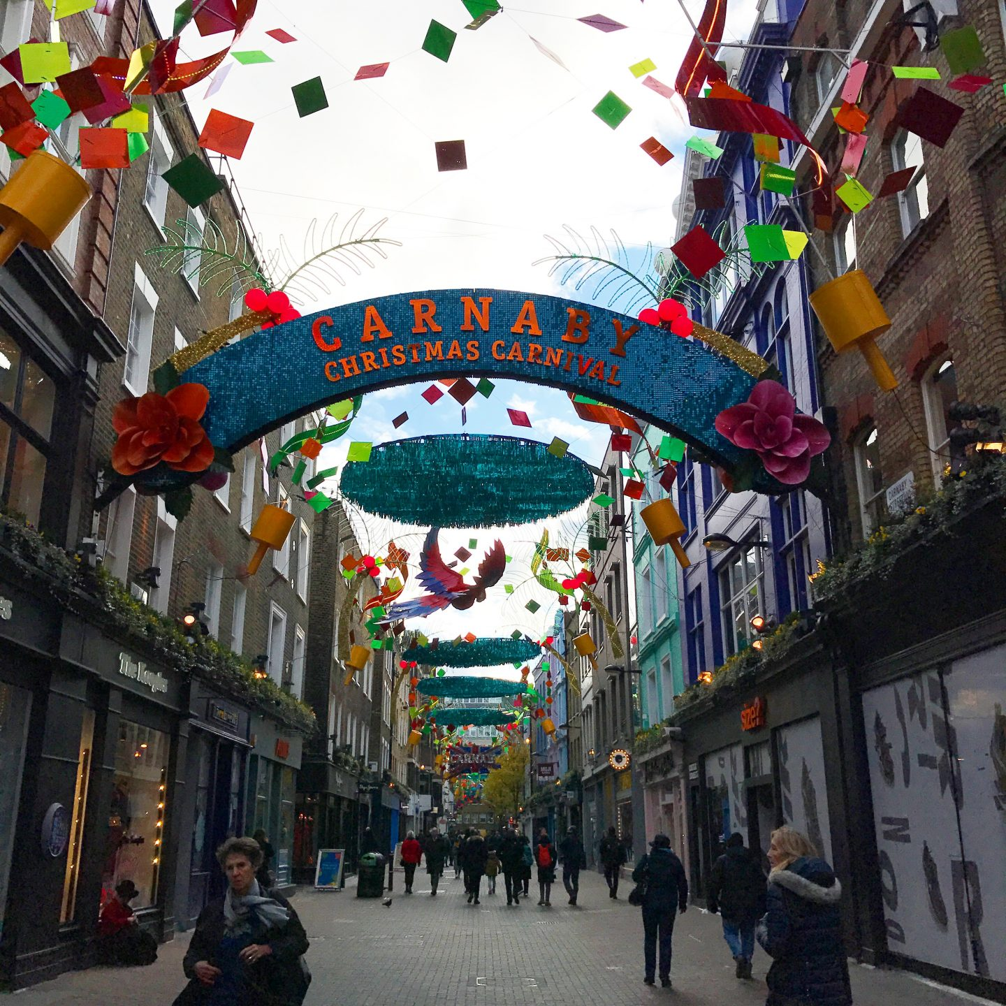 My Sunday Photo Carnaby Street